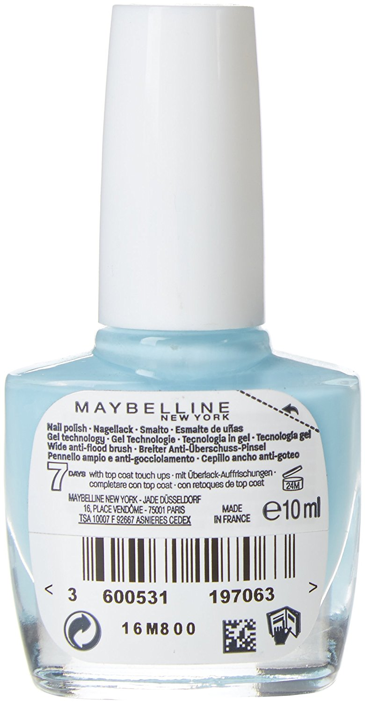 Maybelline Super Stay 7 Days GEL Effect (SummerBliss) - 874 Sea Sky