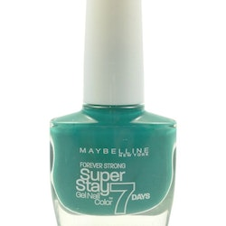 Maybelline Super Stay 7 Days GEL Effect Polish - 605 Hyper Jade