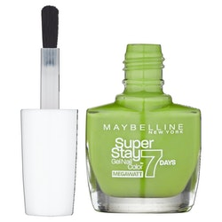 Maybelline Super Stay 7 Days GEL Effect Polish - 660 Lime Me Up