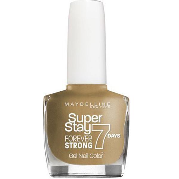 Maybelline Super Stay 7 Days GEL Effect Polish - 735 Gold All Night