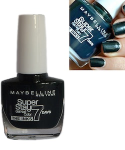 Maybelline Super Stay 7 Days GEL Effect Polish - 869 Emerald Excess