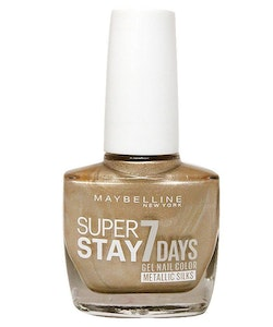 Maybelline Super Stay 7 Days GEL Effect Polish - 880 Golden Thread