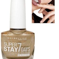 Maybelline Super Stay 7 Days GEL Effect Polish - 880 Golden Thread