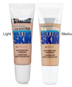 Maybelline SuperStay Better Skin Concealer - Light/Clair