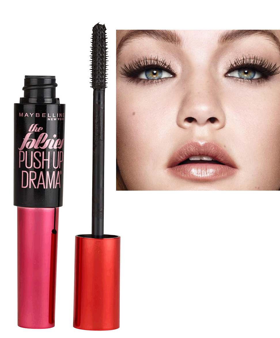 Maybelline The Falsies Push Up Drama Mascara - Black