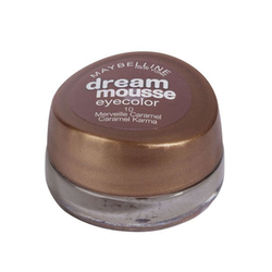 Maybelline Dream Mousse Eye Color Eyeshadow Pots - Caramel Karma