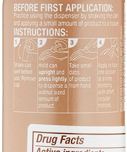 Maybelline Dream Nude Airfoam Foundation - Caramel