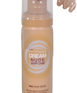 Maybelline Dream Nude Airfoam Foundation - Dark Beige