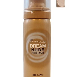 Maybelline Dream Nude Airfoam Foundation - Fawn