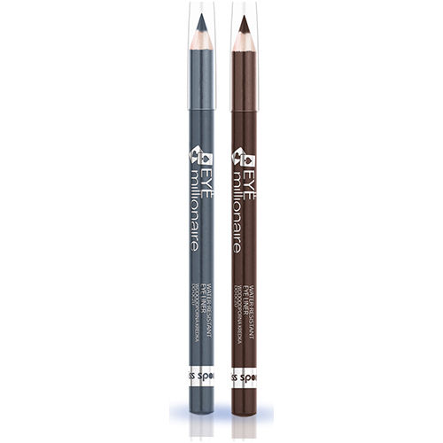Miss Sporty Eye Millionaire Waterresistant Eyeliner-Monkey Brown