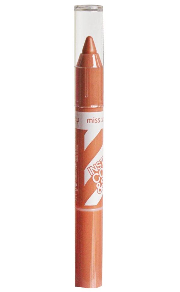 Miss Sporty Instant Lip Colour & Shine - 001 Playful Beige