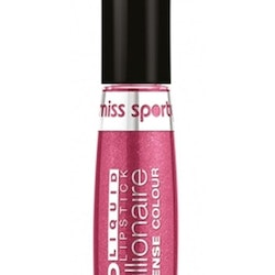 Miss Sporty Millionaire Intense Liquid Lipstick - 200 Royal Plum