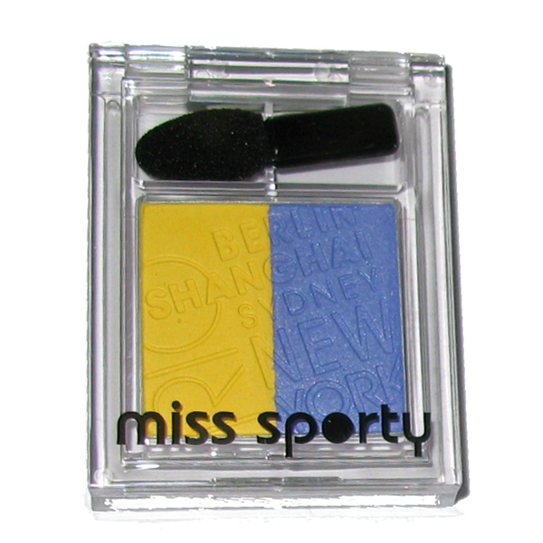 Miss Sporty Studio Colour Duo Silky Eyeshadow - Sparkle Touch