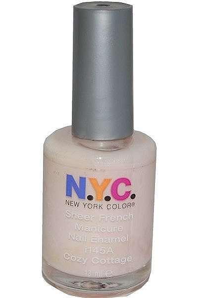 N.Y.C Color Nagellack 13 ml