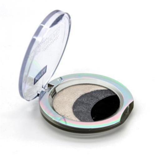 NIVEA PURE DIAMONDS Trio Eyeshadows* Galactic Blacks *
