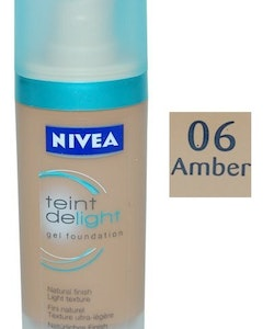 Nivea Teinte de light Gel Foundation 30 ml Amber