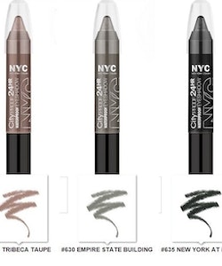 NYC City Proof 24H Waterproof Eyeshadow Stick-Tribca Taupe