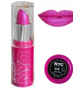 NYC Expert Last NEW NOUVEAU Lipstick - Blue Rose
