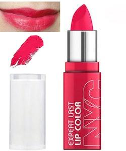 NYC Expert Last SATIN MATT Lipstick - 450 Pure Coral