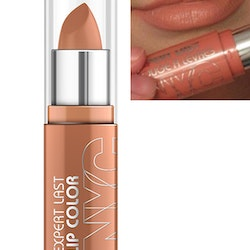 NYC Expert Last SATIN MATT Lipstick - Smooth Beige