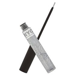 NYC Metallic Liquid Eyeliner- Silver Light 865