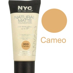 NYC Natural Matte Anti Shine Foundation-Cameo