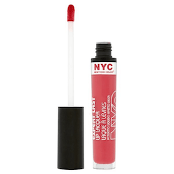 NYC New York Expert Last Lip Lacquer - Big City Berry