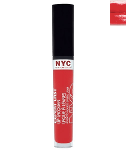NYC New York Expert Last Lip Lacquer - Rockaway Ruby