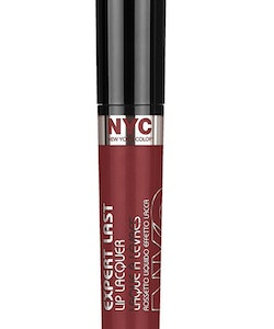 NYC New York Expert Last Lip Lacquer - Turtle Bay Toffee