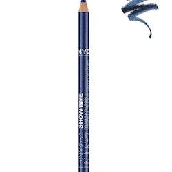 NYC Show Time VELVET Eyeliner -  954 Black Blue