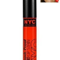 NYC Smooch Proof Liquid Lip Stain - 200Get Noticed!