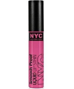 NYC Smooch Proof Liquid Lip Stain - 310 Perpetually Mauve