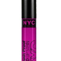 NYC Smooch Proof Liquid Lip Stain - 320 Unforgettable Fuchsia