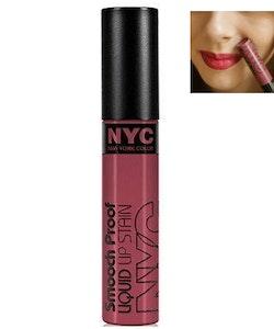 NYC Smooch Proof Liquid Lip Stain-On Everyone's Lips