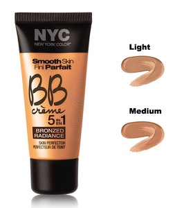 NYC Smooth Skin BB Creme 5 in 1 Bronzed Radiance - Light