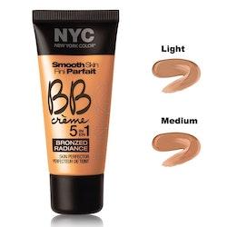 NYC Smooth Skin BB Creme 5 in 1 Bronzed Radiance - Medium
