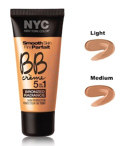 NYC Smooth Skin BB Creme 5 in 1 Bronzed Radiance - Medium