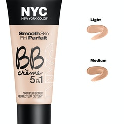 NYC Smooth Skin BB Crème 5 in 1 Skin Perfector - Light