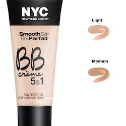 NYC Smooth Skin BB Crème 5 in 1 Skin Perfector - Medium