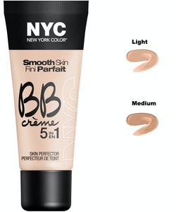 NYC Smooth Skin BB Crème 5 in 1 Skin Perfector - Medium