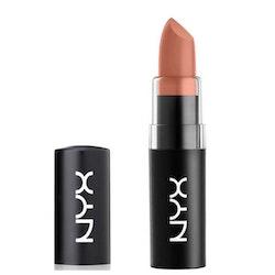 NYX Matte Lipstick - Bare With Me