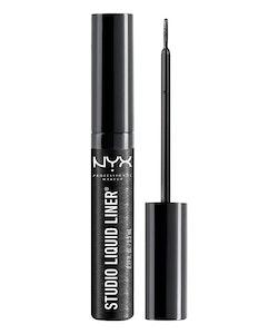 NYX Studio Liquid Liner  - 102  Extreme Black