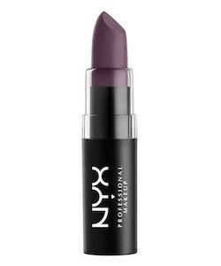 NYX Velvet Matte Lipstick - Up The Bass