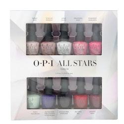 OPI All Stars Nail Polish Miniset 10 Pieces x 3.75ml