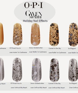 OPI Gwen Stefani Holiday Collection-Rollin In Cashmere
