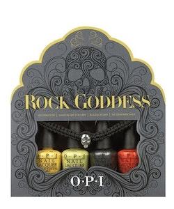 OPI Nail polish Lacquer Rock Goddess Miniset