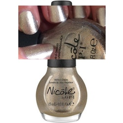 OPI Selena Gomez Nicole Nail Polish - The Gold Shoulder