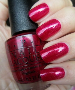 OPI Skyfall James Bond Collection - You Only Live Twice 15ml