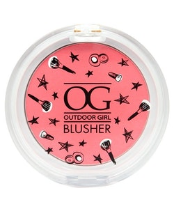 Outdoor Girl Powder Blusher Compact - It's Mine