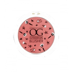 Outdoor Girl Powder Blusher Compact - Nemesis
